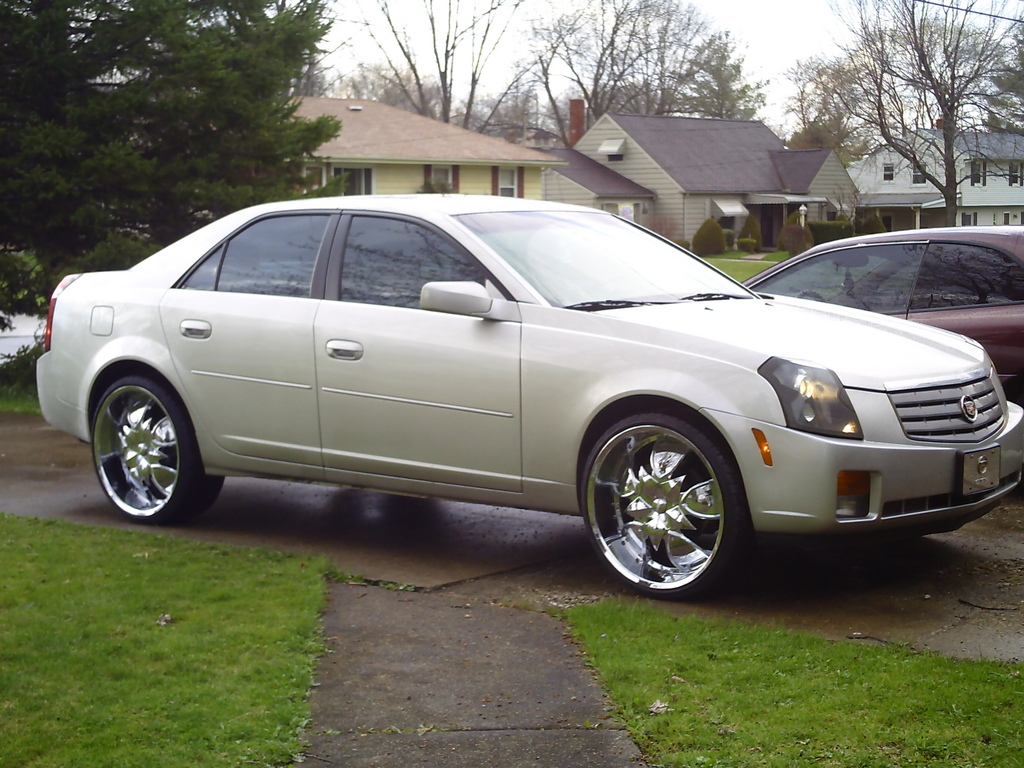 doboy70 2004 cadillac cts specs photos modification info. Black Bedroom Furniture Sets. Home Design Ideas