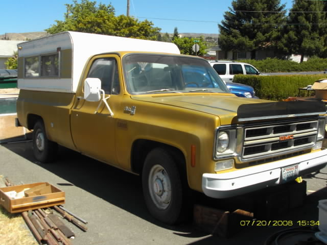 Gdubs997 1976 Gmc Sierra 1500 Regular Cab Specs  Photos  Modification Info At Cardomain
