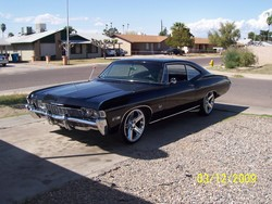 1968_IMPALAs 1968 Chevrolet Impala