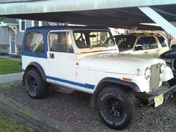 fordtrucks993s 1983 Jeep CJ7