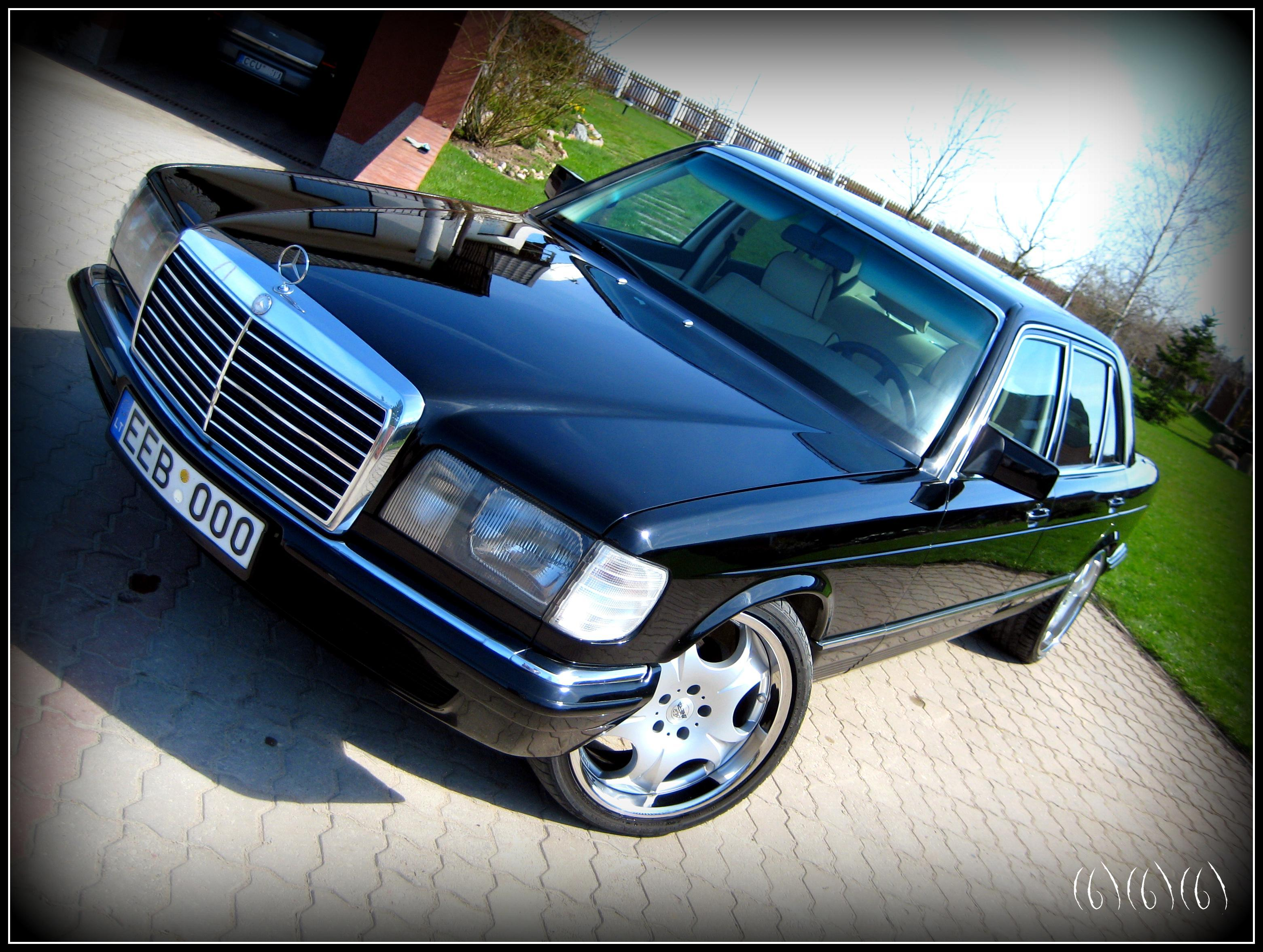 Auburn Chrysler Dodge Jeep Ram >> Vilnius 1983 Mercedes-Benz 500SEL Specs, Photos ...