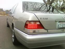 gucciz_finests 1997 Mercedes-Benz S-Class