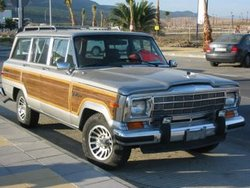 XFinalresortXs 1986 Jeep Grand Wagoneer