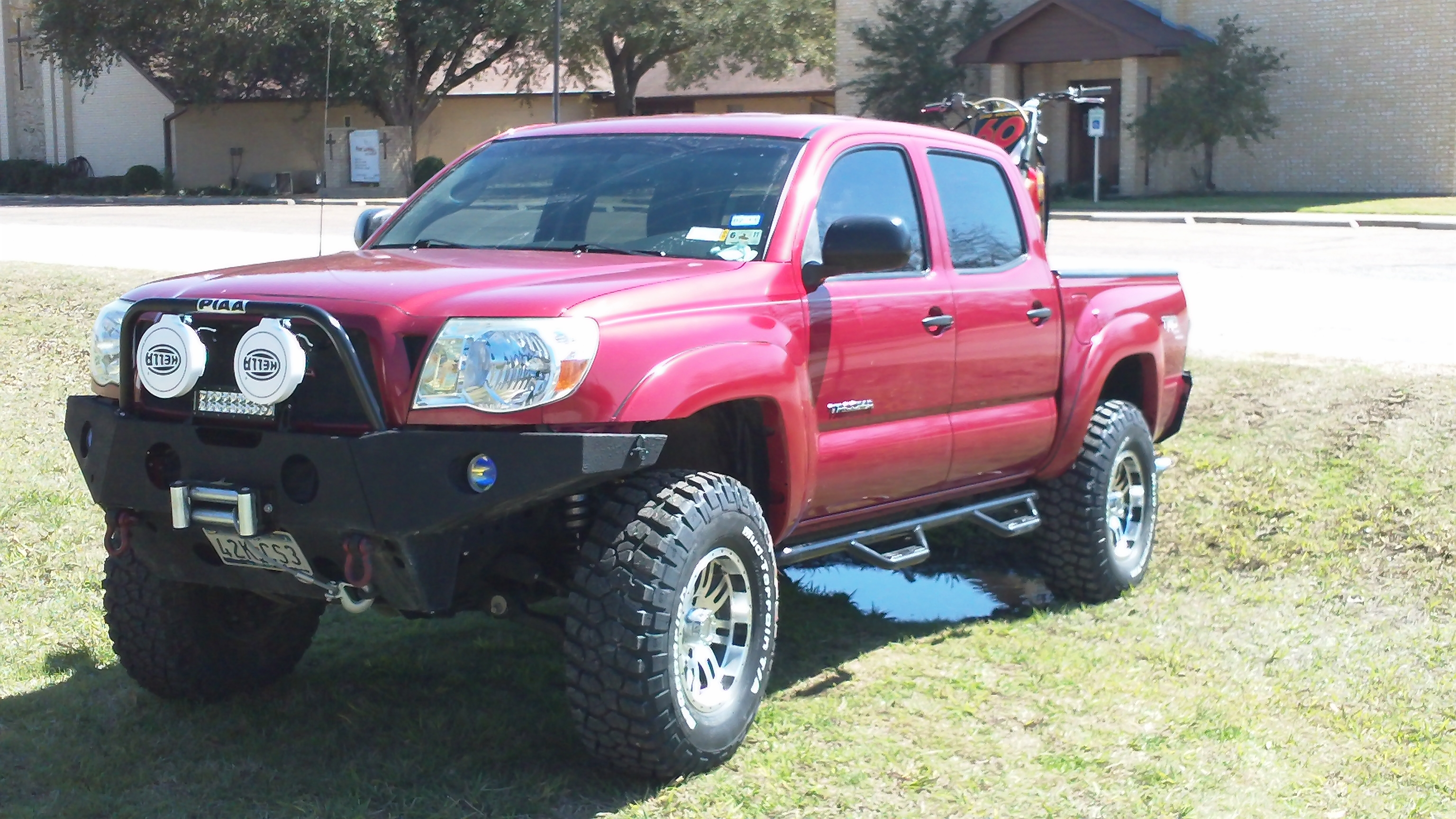 Another woody6047 2005 Toyota Tacoma Double Cab post... - 12988364