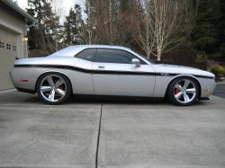 03HDFBs 2008 Dodge Challenger