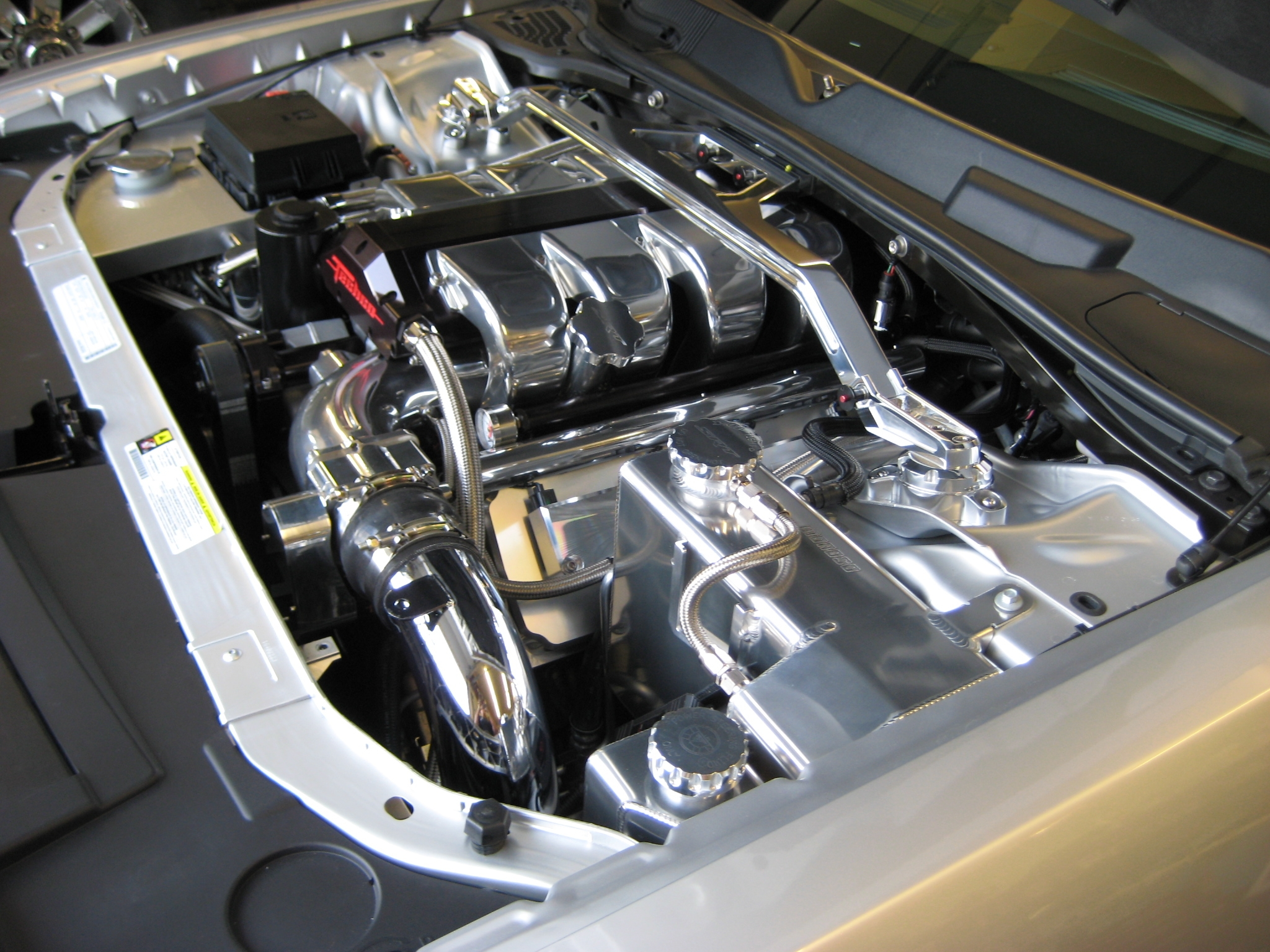 Another 03HDFB 2008 Dodge Challenger post... - 12989526