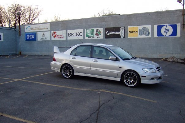 Another jrelyea828 2003 Mitsubishi Lancer post... - 12988293