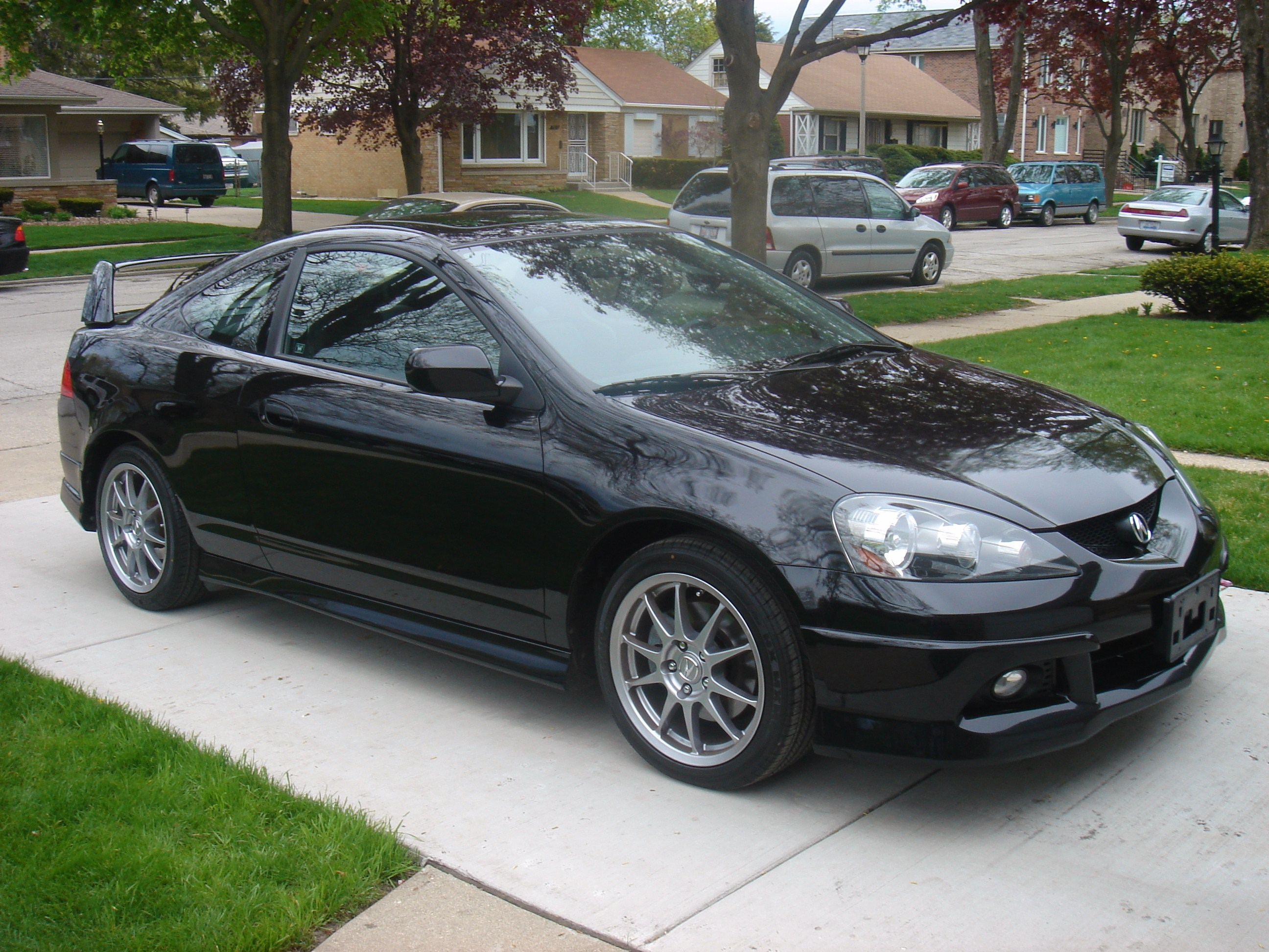 nbp type s 2006 acura rsx specs photos modification info at cardomain. Black Bedroom Furniture Sets. Home Design Ideas