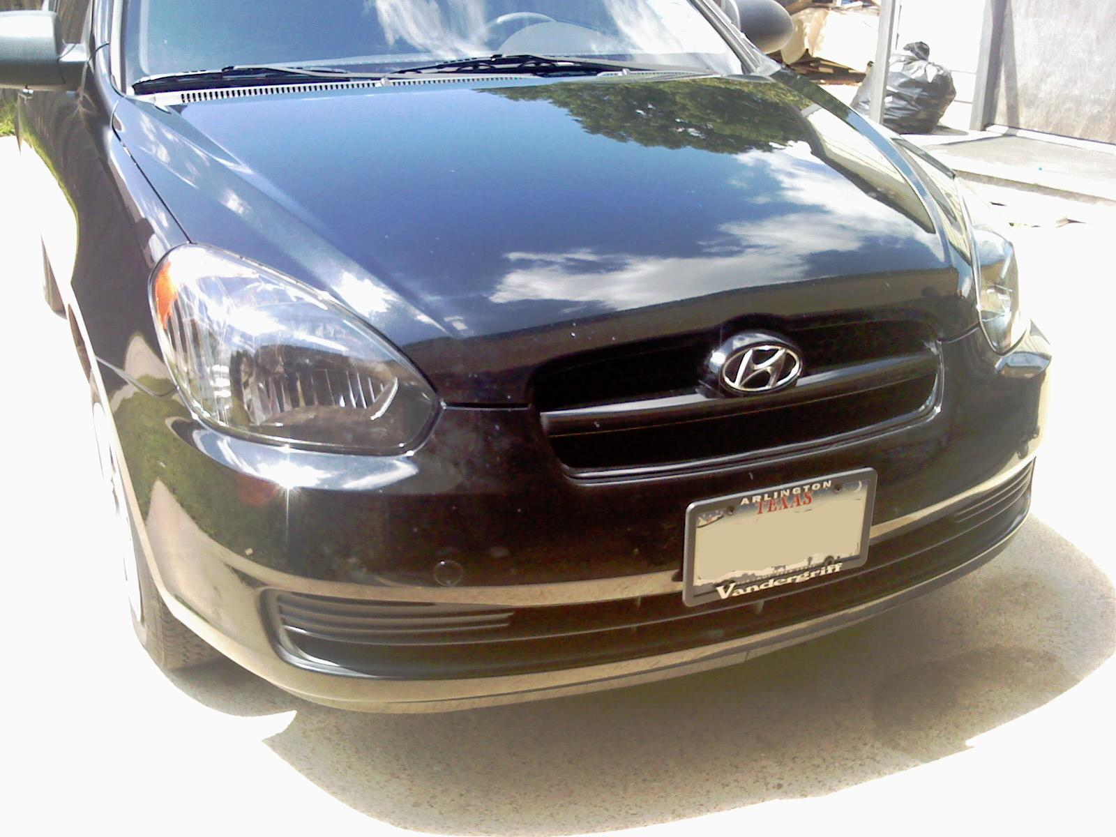 Another Streets_Enemy 2007 Hyundai Accent post... - 12988620