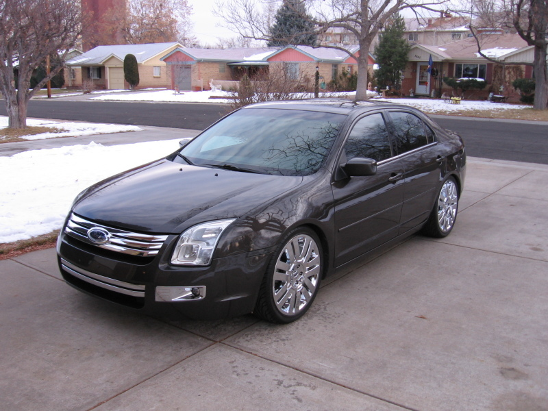 chriskh 2006 Ford Fusion