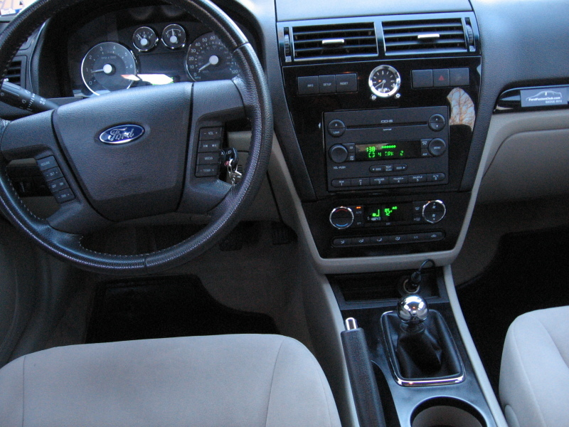 Another chriskh 2006 Ford Fusion post... - 12989689
