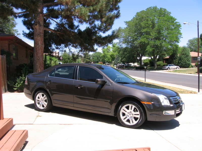 Another chriskh 2006 Ford Fusion post... - 12989691