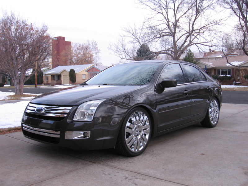 chriskh 2006 ford fusion specs photos modification info at cardomain. Black Bedroom Furniture Sets. Home Design Ideas