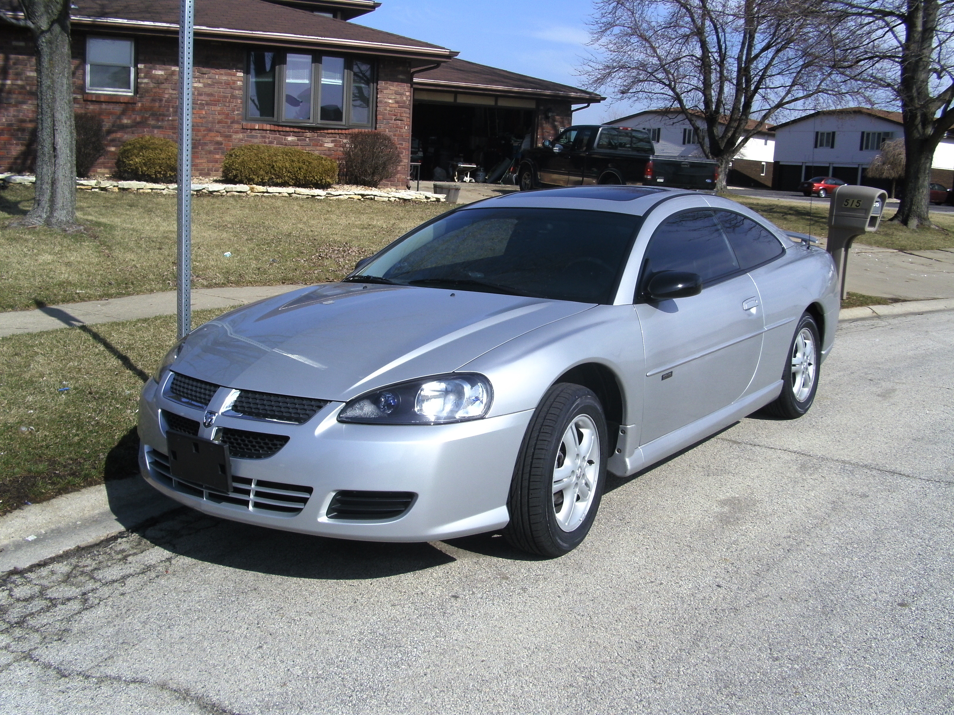 xxjohnsxtxx 2005 dodge stratus specs photos modification. Black Bedroom Furniture Sets. Home Design Ideas