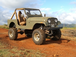 kauaiayms 1982 Jeep CJ7