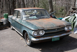 UDMAN 1963 Chevrolet Corvair