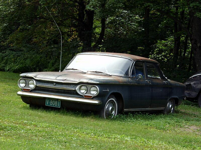 Another UDMAN 1963 Chevrolet Corvair post... - 12990596