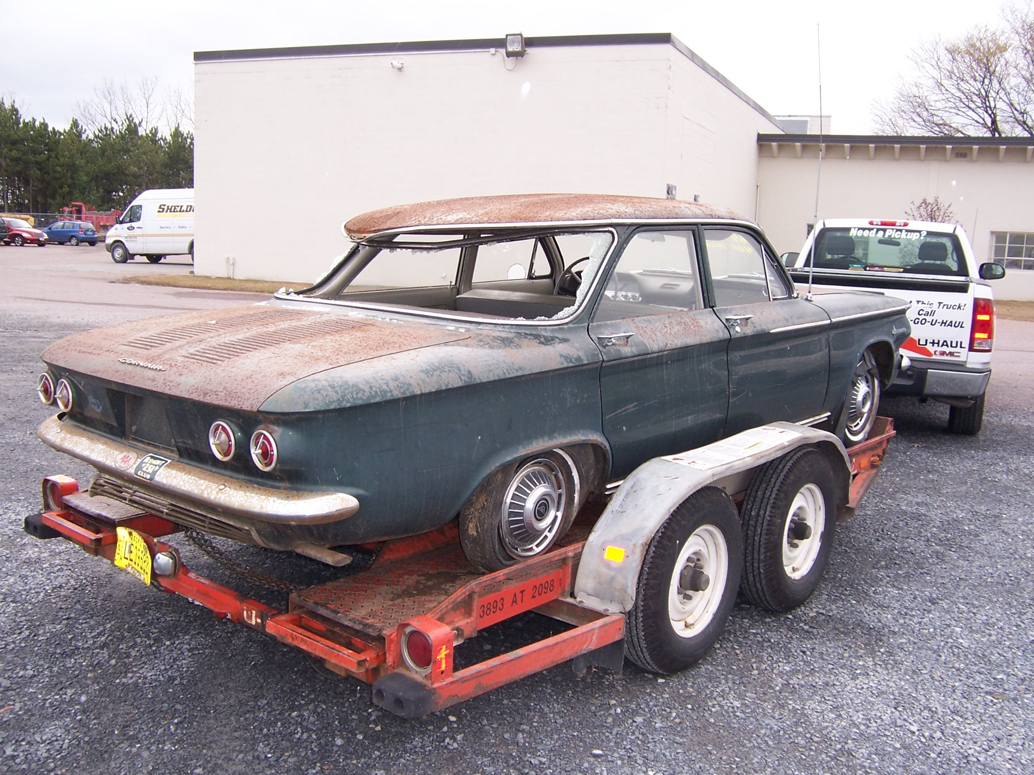 Another UDMAN 1963 Chevrolet Corvair post... - 12990600