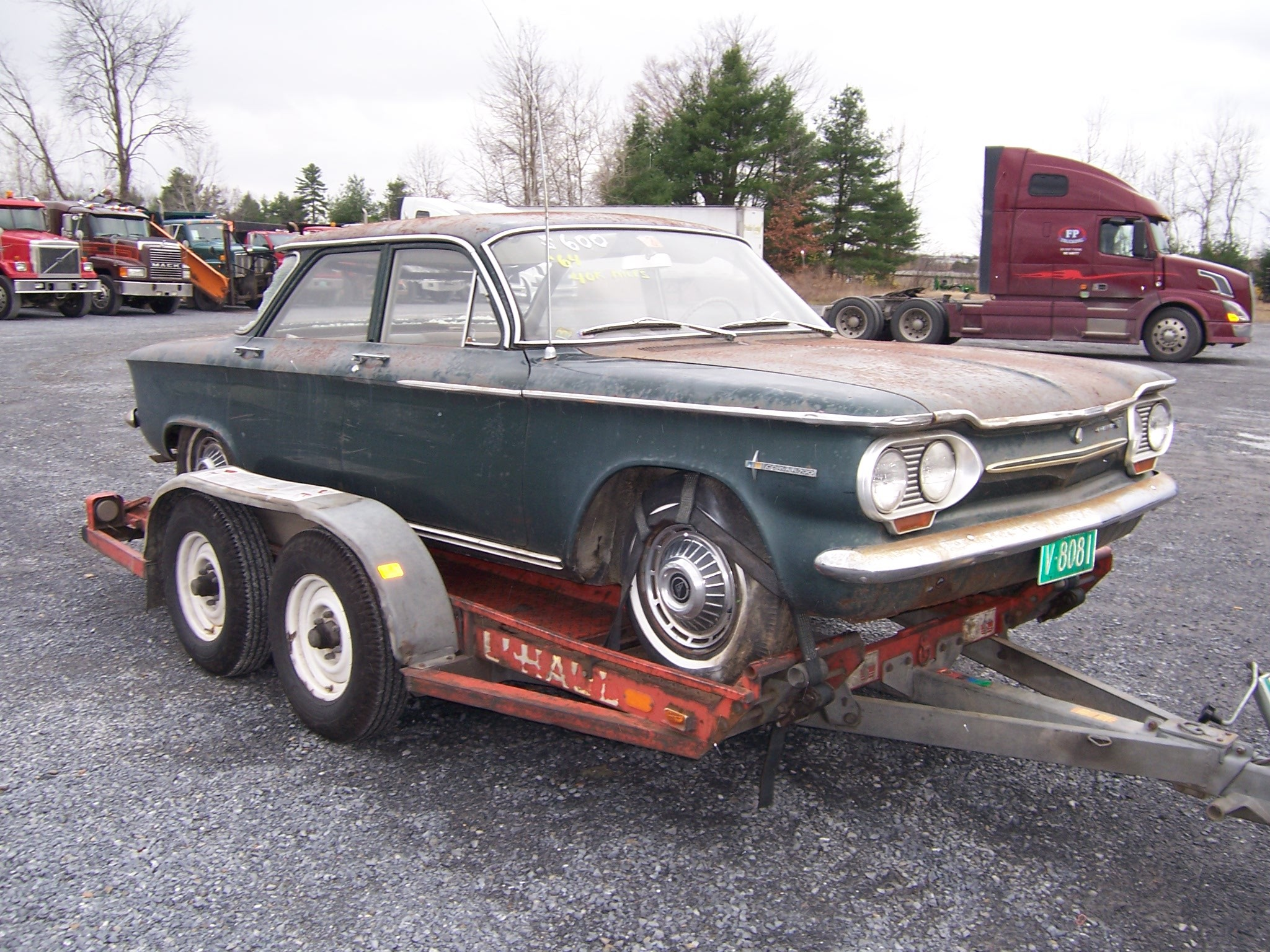 Another UDMAN 1963 Chevrolet Corvair post... - 12990601