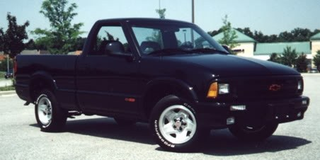 1994 Chevy S10 SS Specifications http://www.cardomain.com/ride/3321668/1994-chevrolet-s10-regular-cab/
