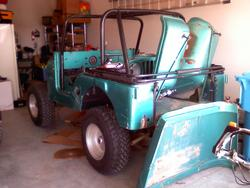 superhuddys 1963 Jeep CJ5