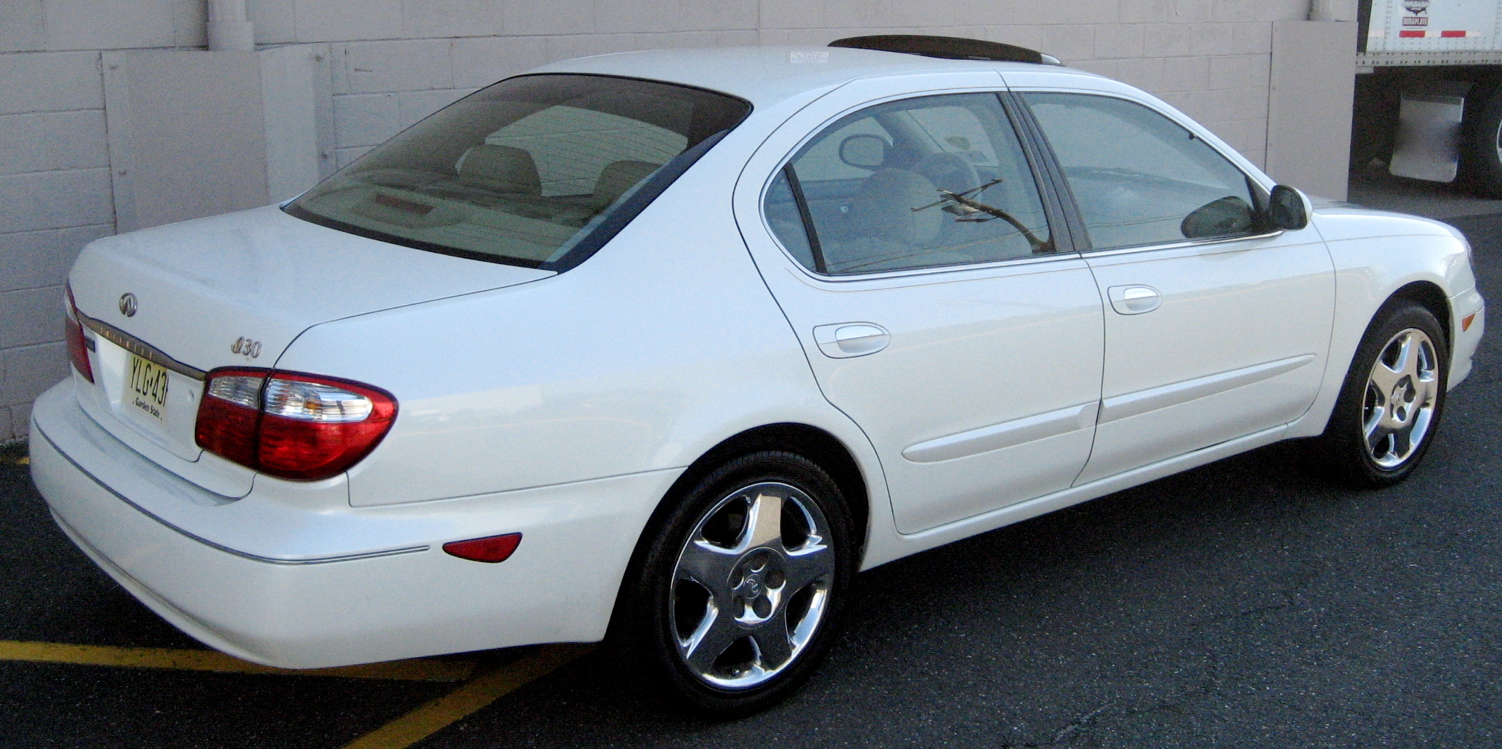 Another djescA33 2001 Infiniti I post... - 12991718