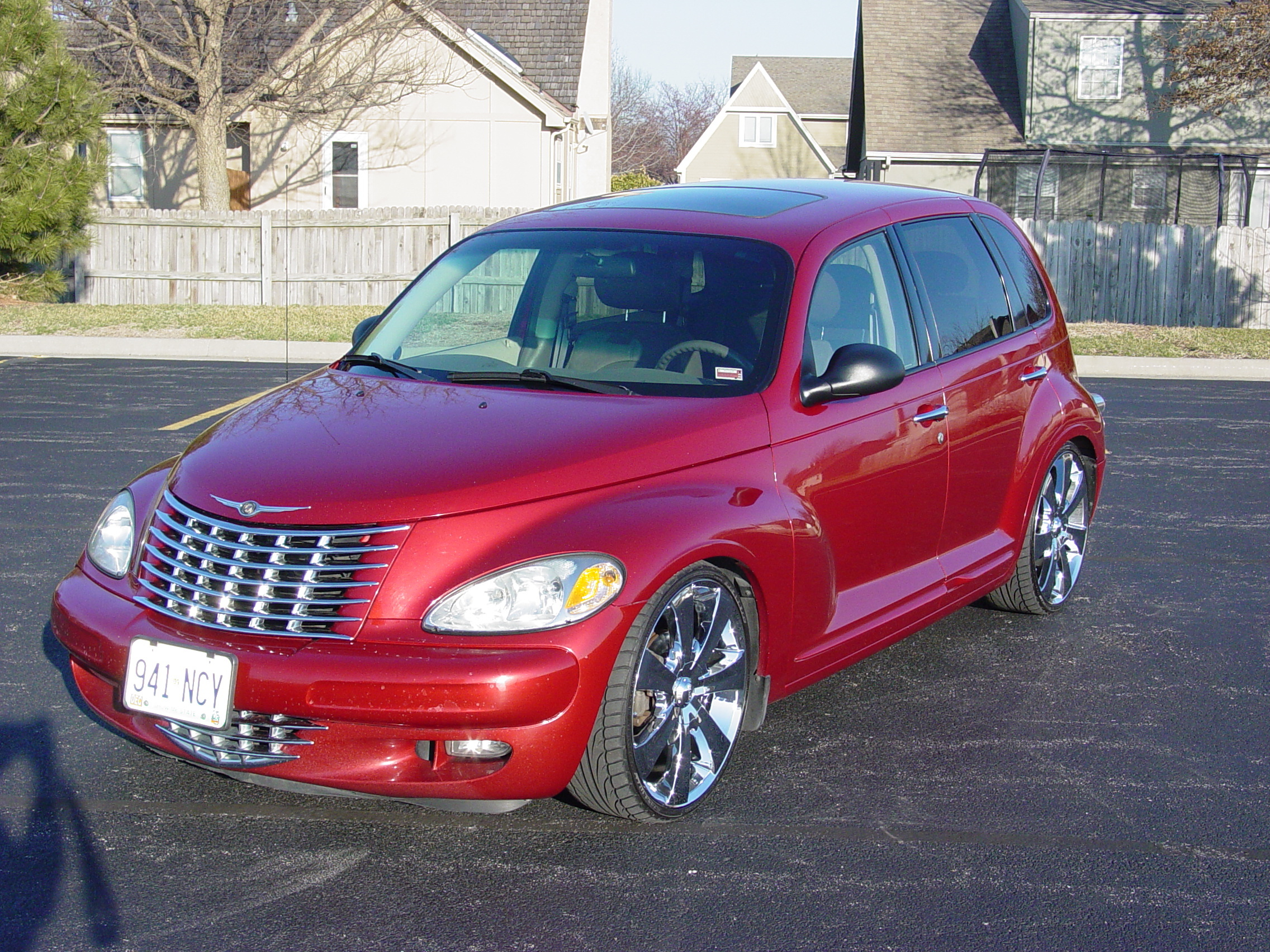 busterknightly 2000 chrysler pt cruiser specs photos. Black Bedroom Furniture Sets. Home Design Ideas