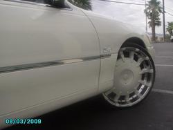VICIOUSDUBBZs 2000 Lincoln Town Car