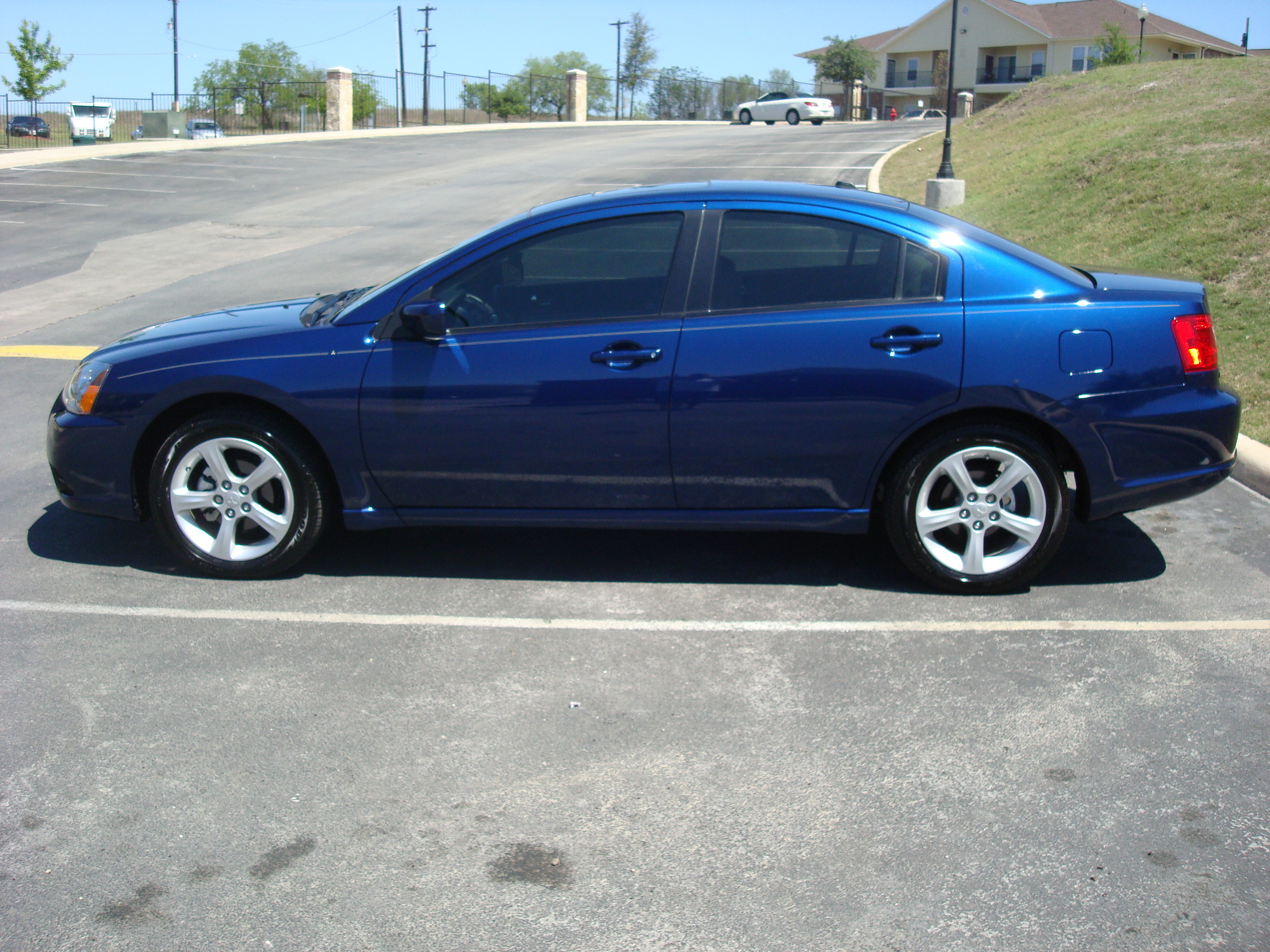 brian_00g 2009 mitsubishi galant specs, photos, modification info at
