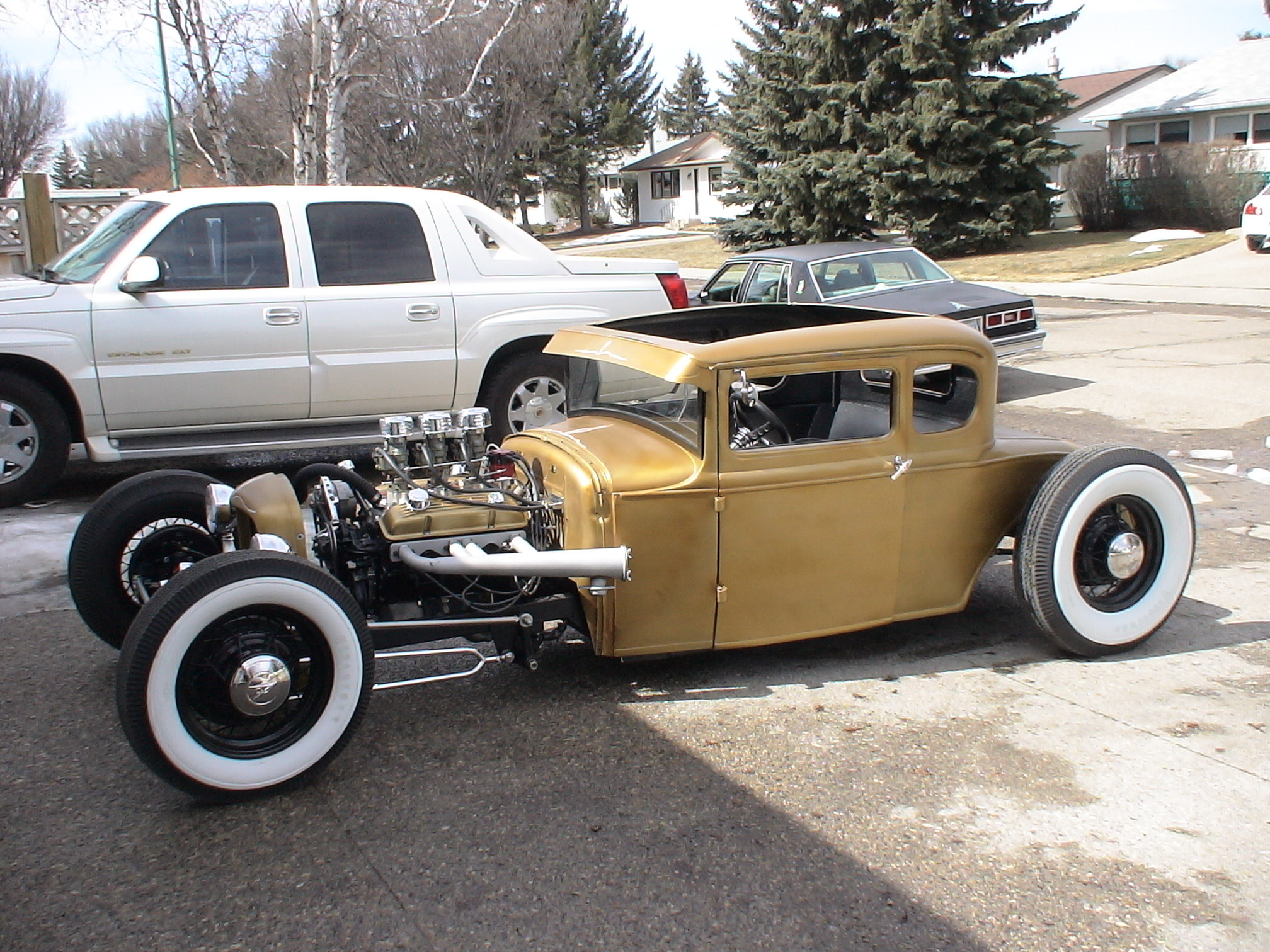Nosz34 1931 Ford Coupe Specs Photos Modification Info At