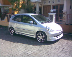 freakjazzs 2005 Honda Jazz