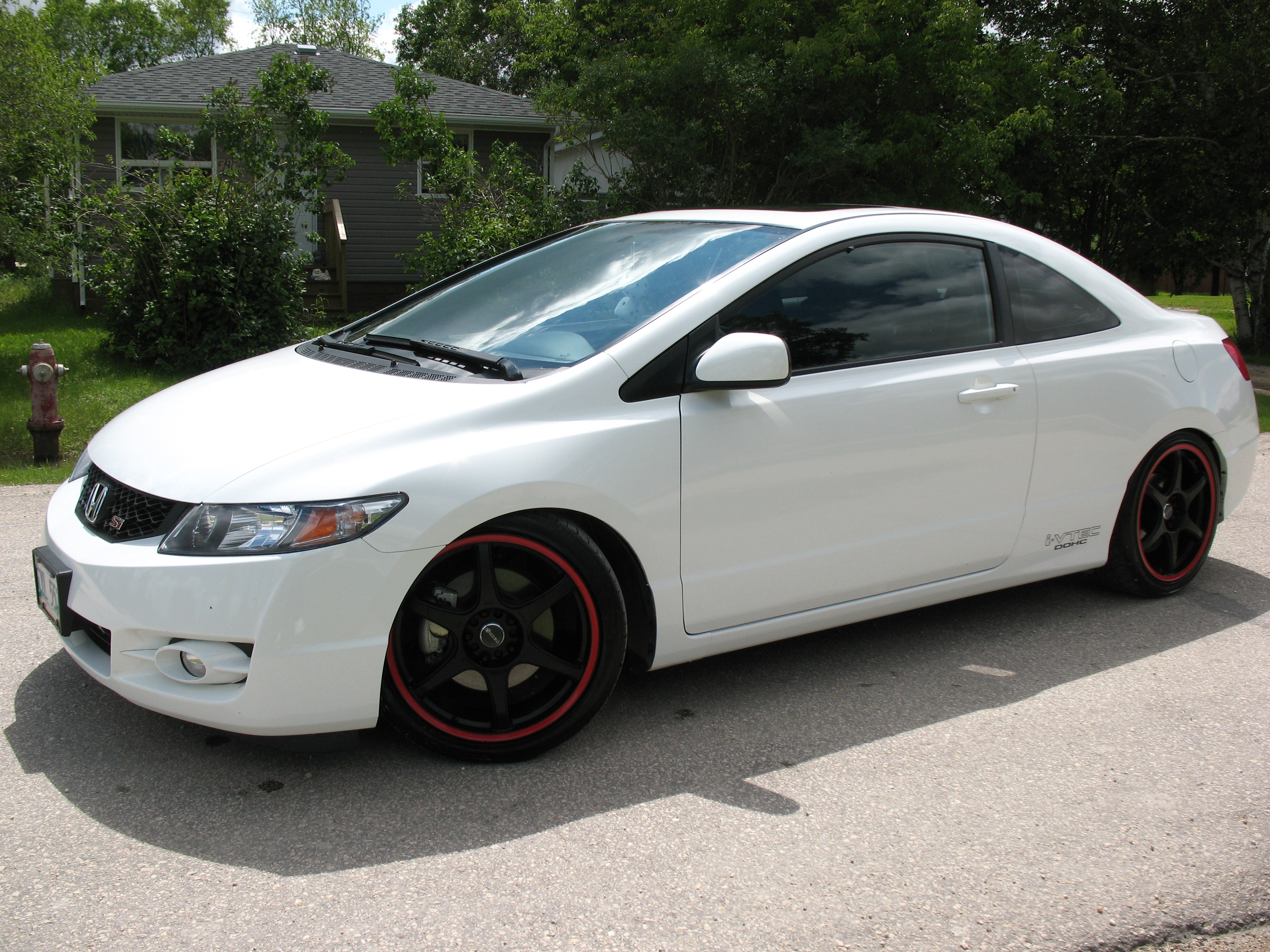 irnie85 39 s 2009 honda civic si coupe 2d in winnipeg mb. Black Bedroom Furniture Sets. Home Design Ideas