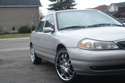 twintower1858s 1998 Mercury Mystique