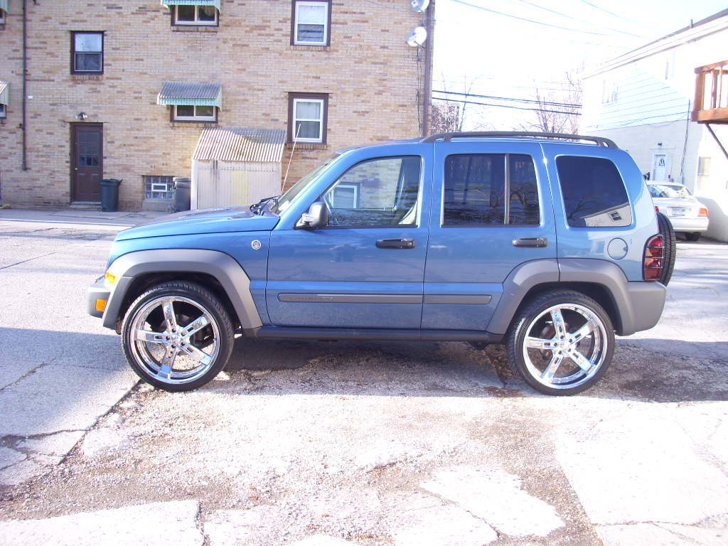 thejeep724 2005 jeep liberty specs, photos, modification info at