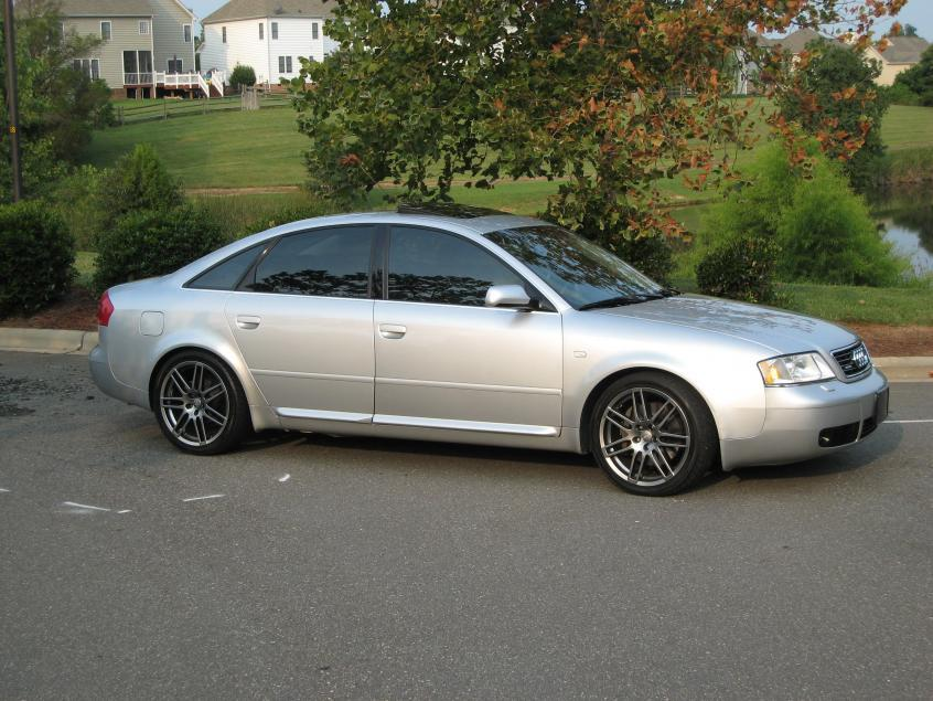 Mlwartman Audi A Specs Photos Modification Info At CarDomain - 2000 audi a6