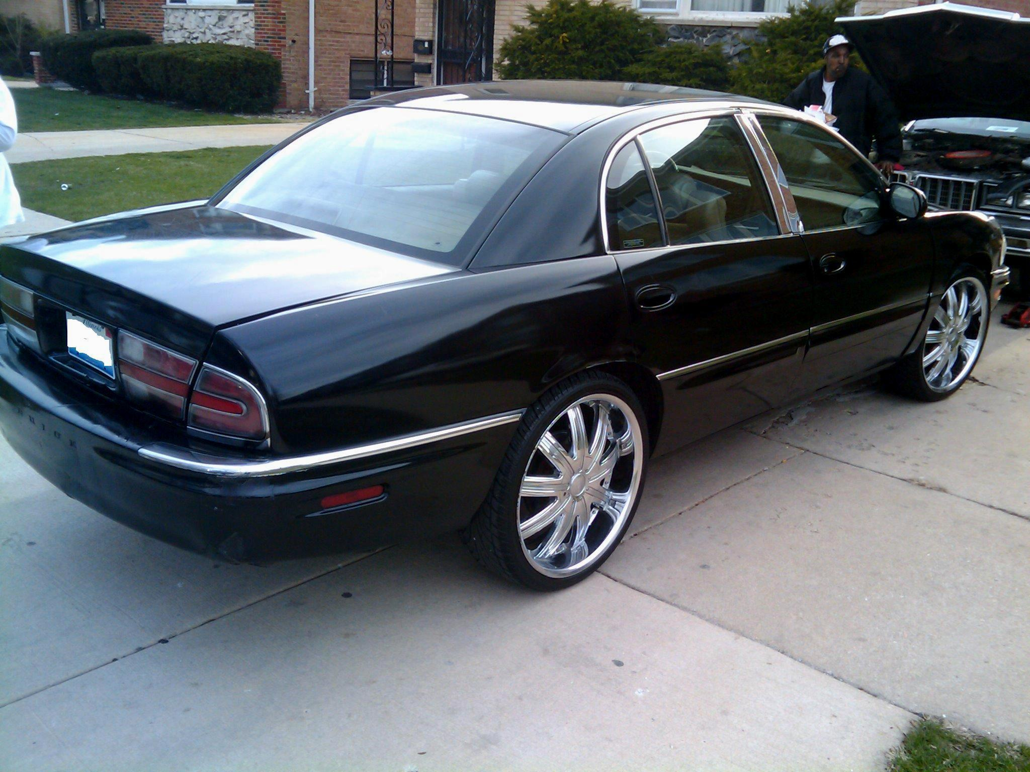 Another ChinWoo 1999 Buick Park Avenue post... - 13128902