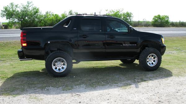 highflyinbean 2007 Chevrolet Avalanche