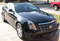 Lilstumpyss 2009 Cadillac CTS