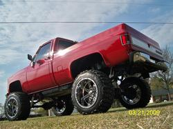 benges 1985 Chevrolet Silverado 1500 Regular Cab