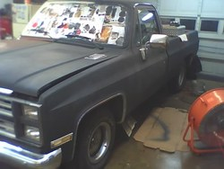 expressive13 1986 Chevrolet C/K Pick-Up