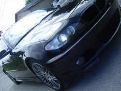 blackE46zhps 2005 BMW 3 Series