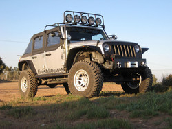 Finishlinewests 2008 Jeep Wrangler