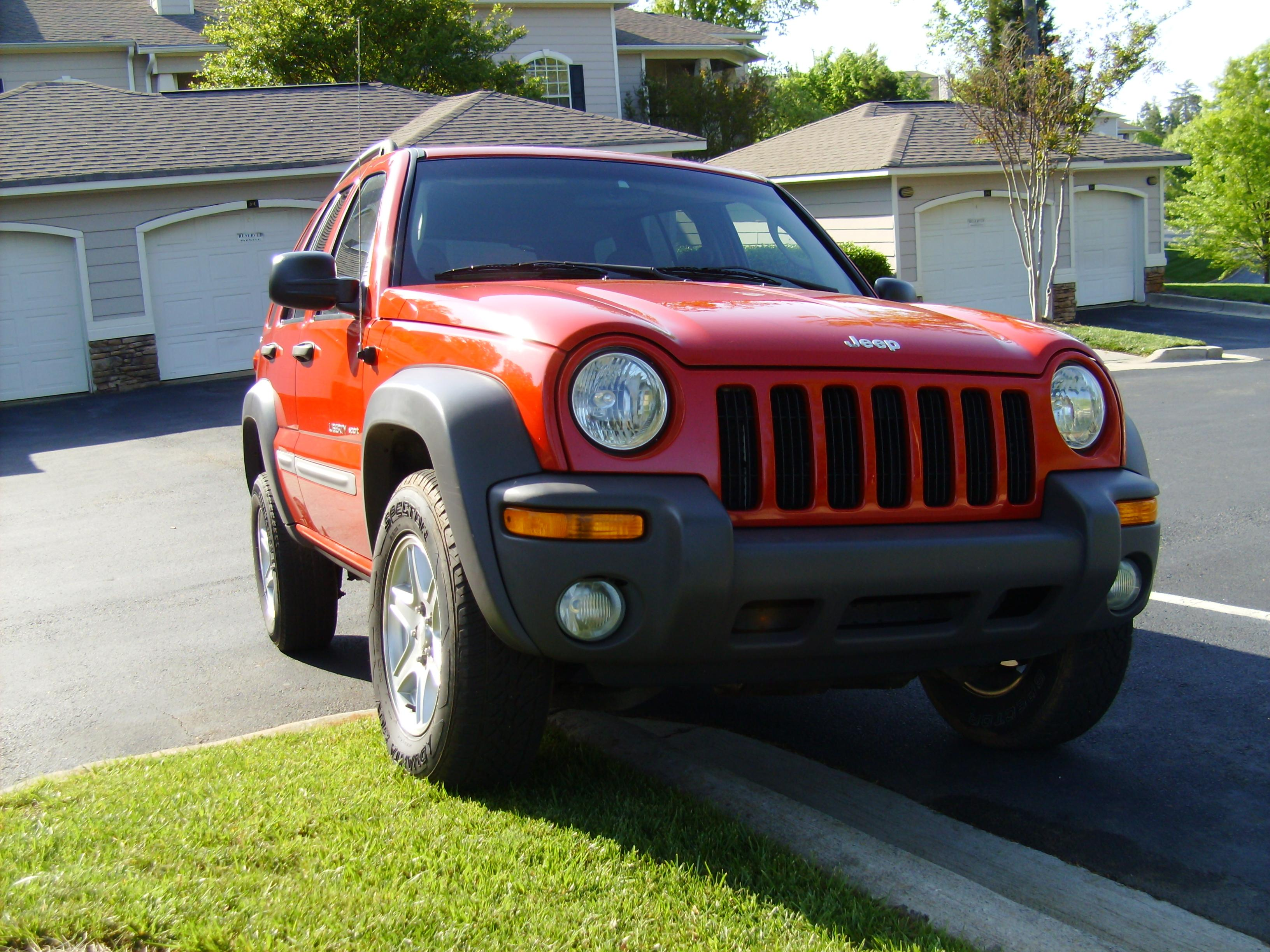 Another afsurfer 2002 Jeep Liberty post... - 13503605