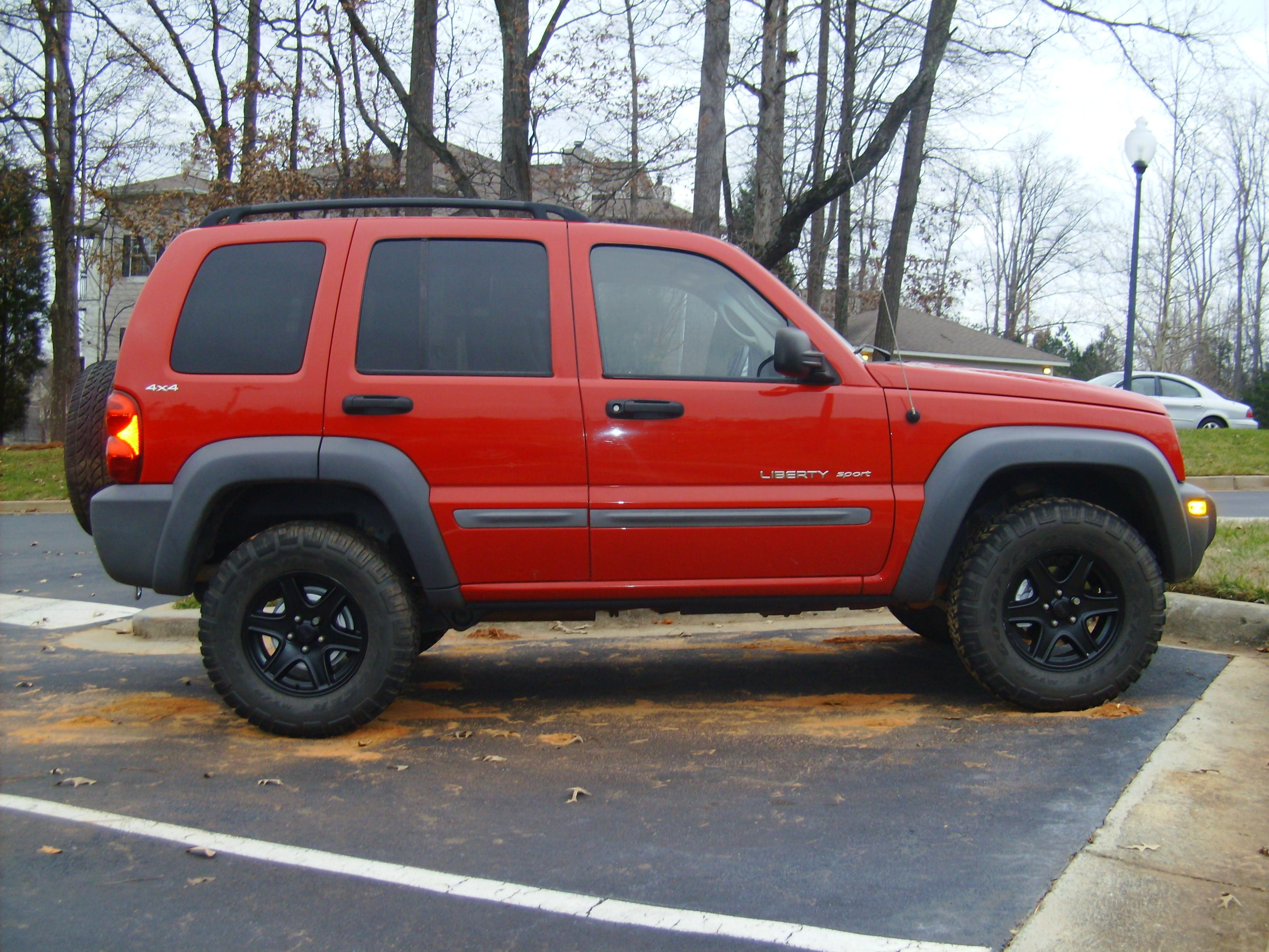 Another afsurfer 2002 Jeep Liberty post... - 16032993
