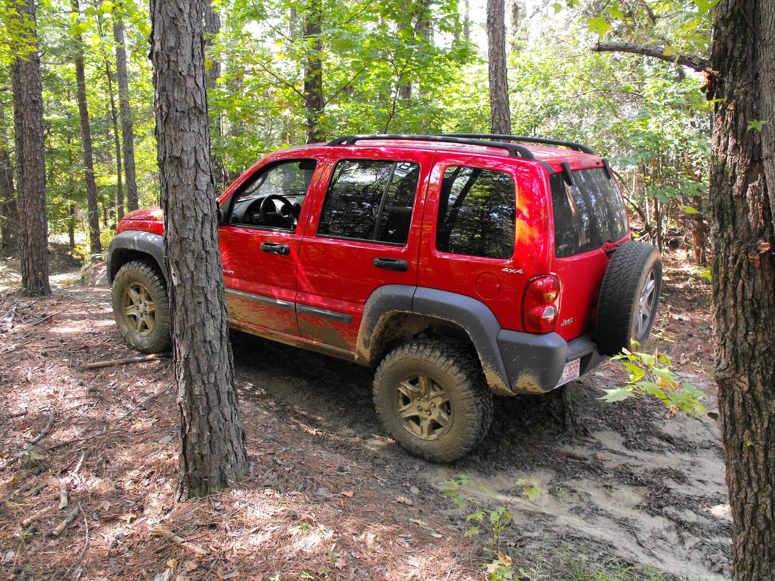 Another afsurfer 2002 Jeep Liberty post... - 16033471