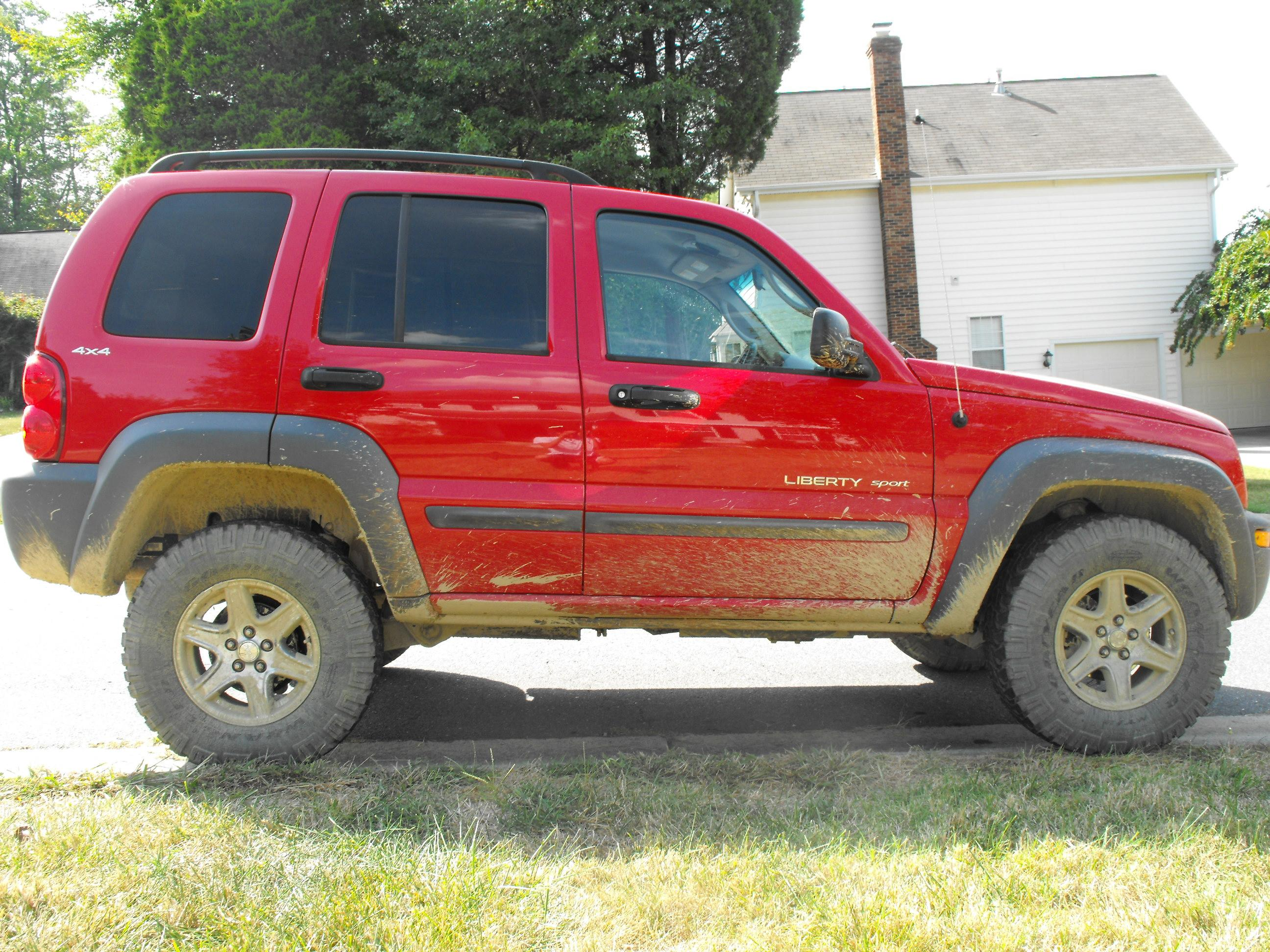 Another afsurfer 2002 Jeep Liberty post... - 16033504