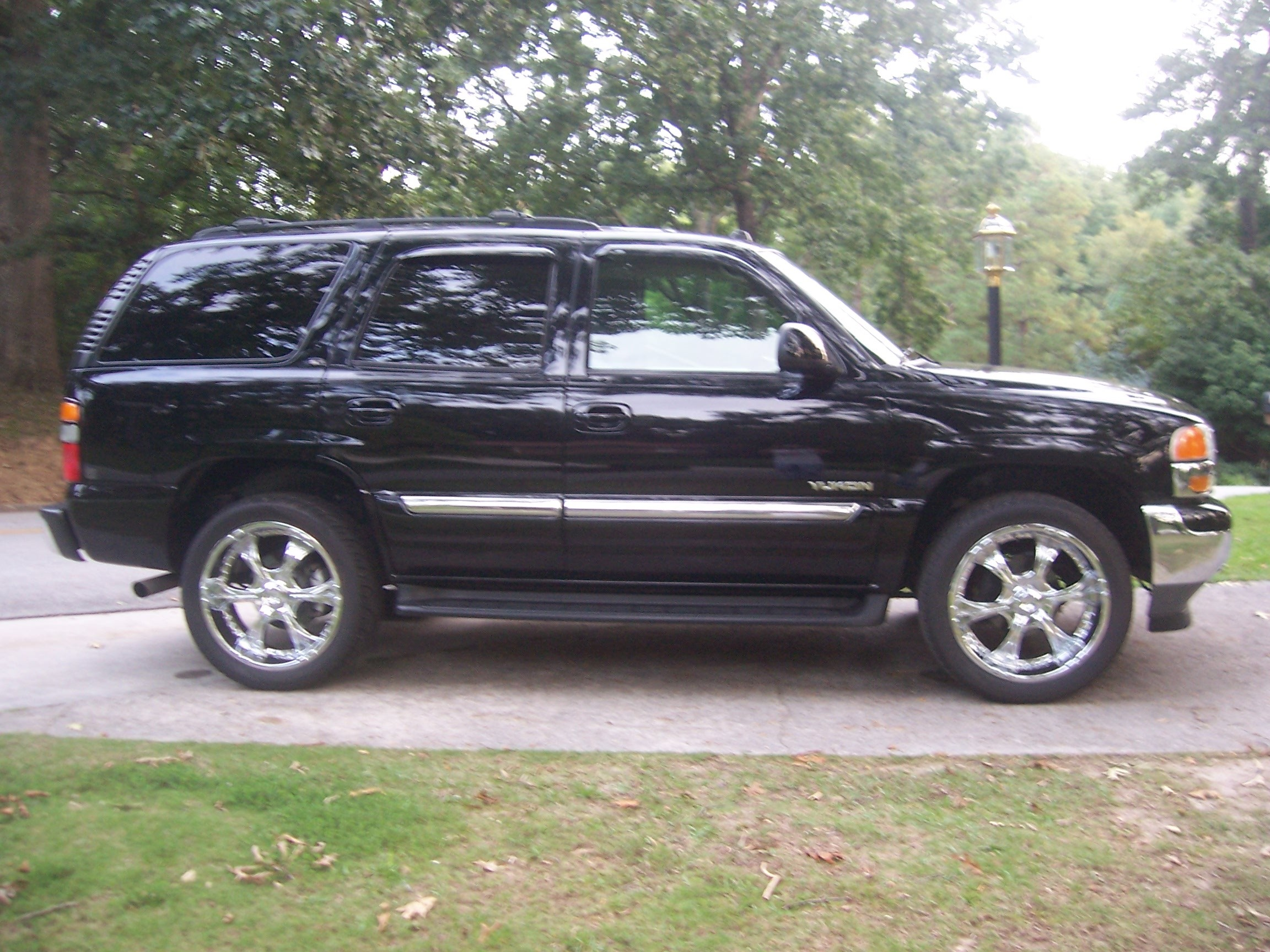 gjustice 2005 gmc yukon specs photos modification info. Black Bedroom Furniture Sets. Home Design Ideas