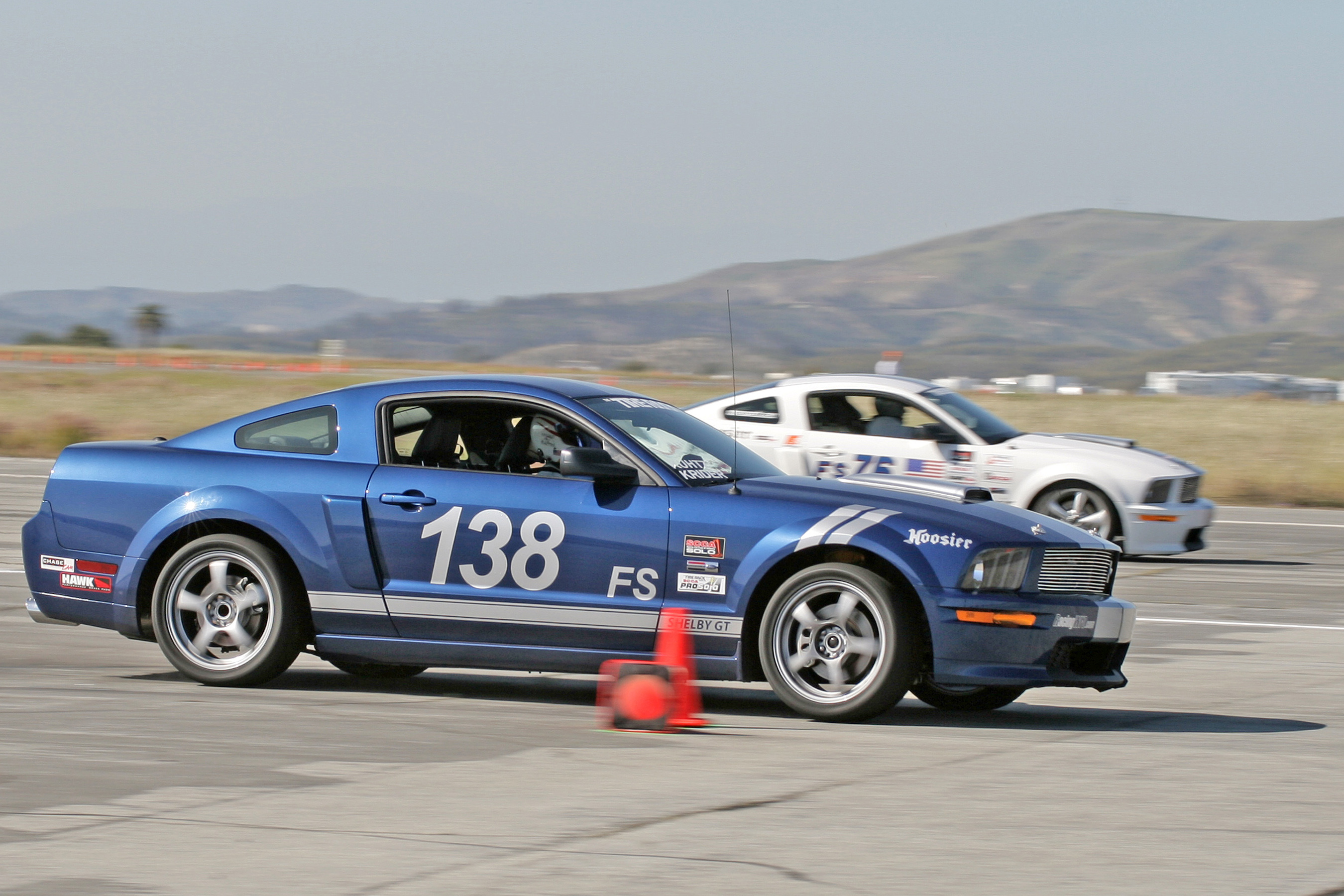 KriderRacing38 2008 Ford Mustang