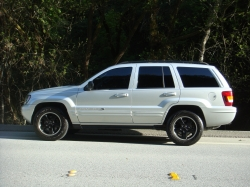 Oh2Overlands 2002 Jeep Grand Cherokee