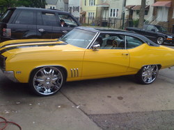 KennyBoom 1969 Buick Skylark